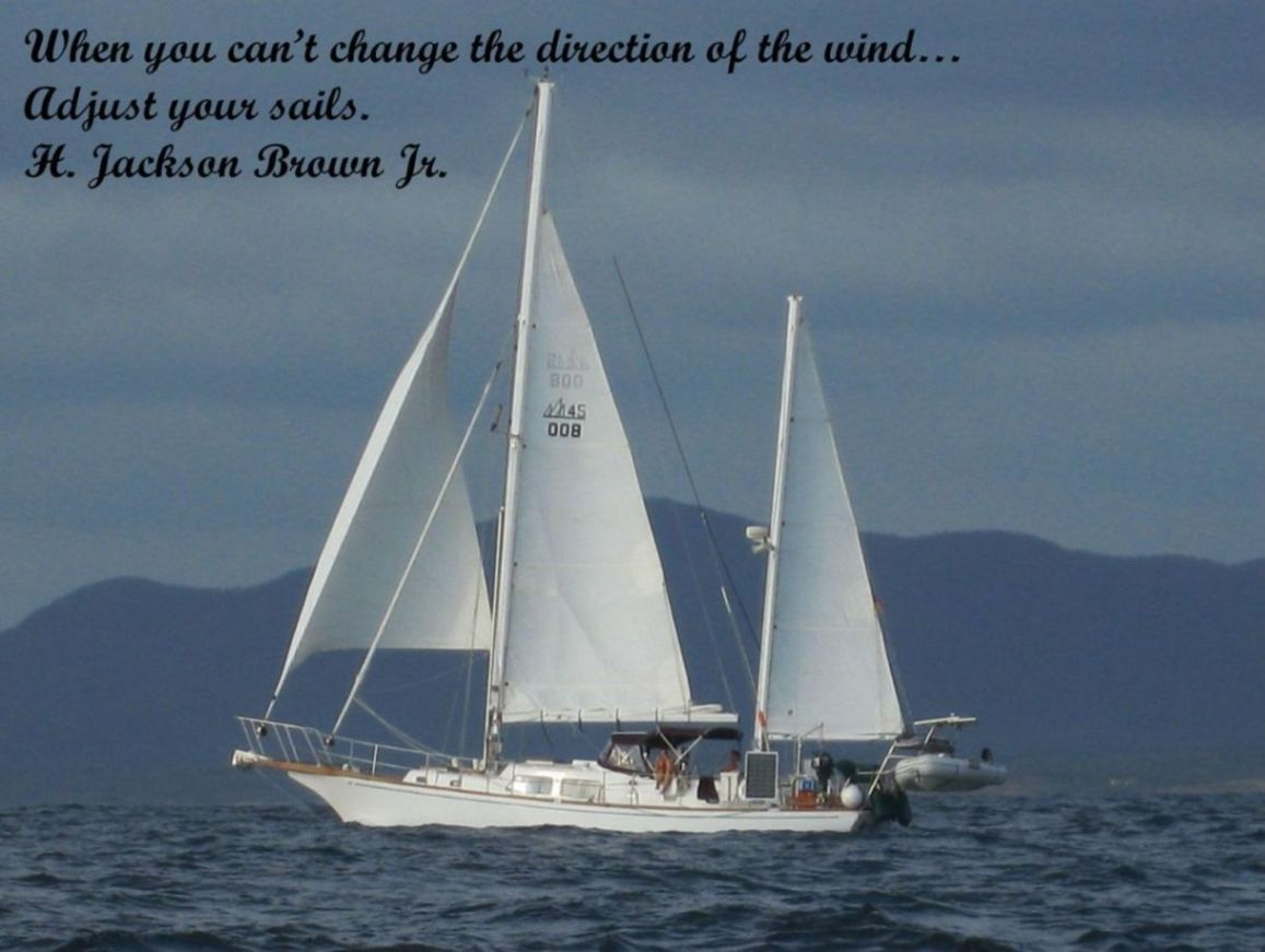 Quotes About Sailing And Life Enchanting Motivational Inspirational Quotes